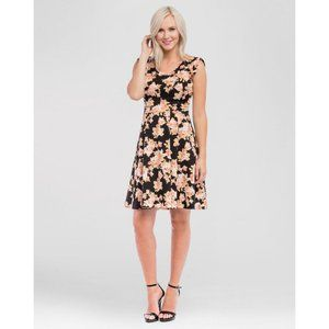 NEW! Maternity Fit & Flare Floral Dress XL